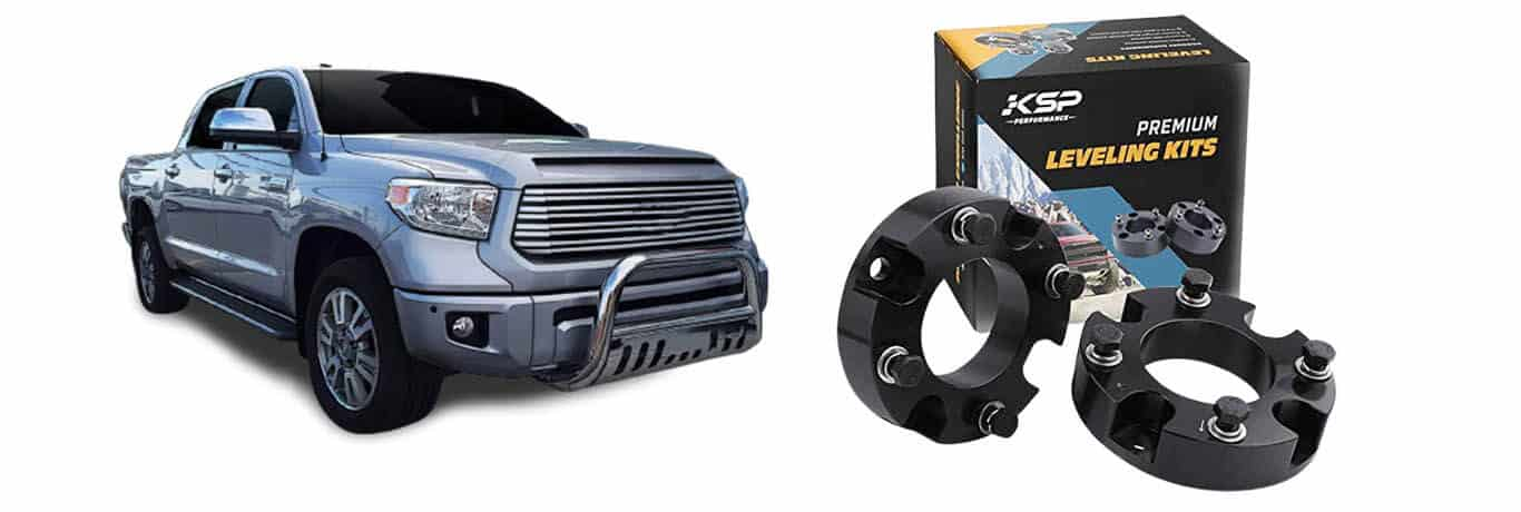 Best Leveling Kit for Tundra