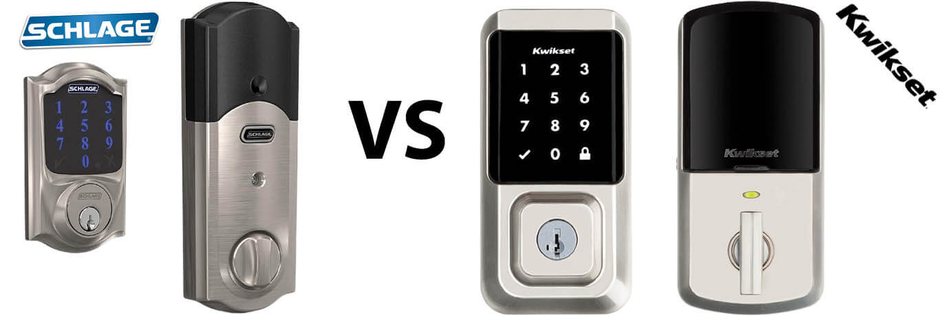 Schlage vs Kwikset Comparison – Which Smart Lock Do You Choose?