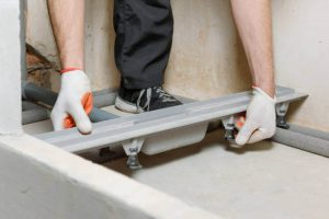 How to Install Shower Drain (QPreview)