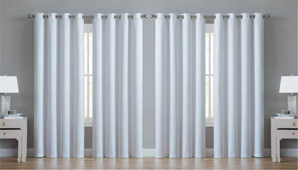 Best Modern Curtains for Living Room
